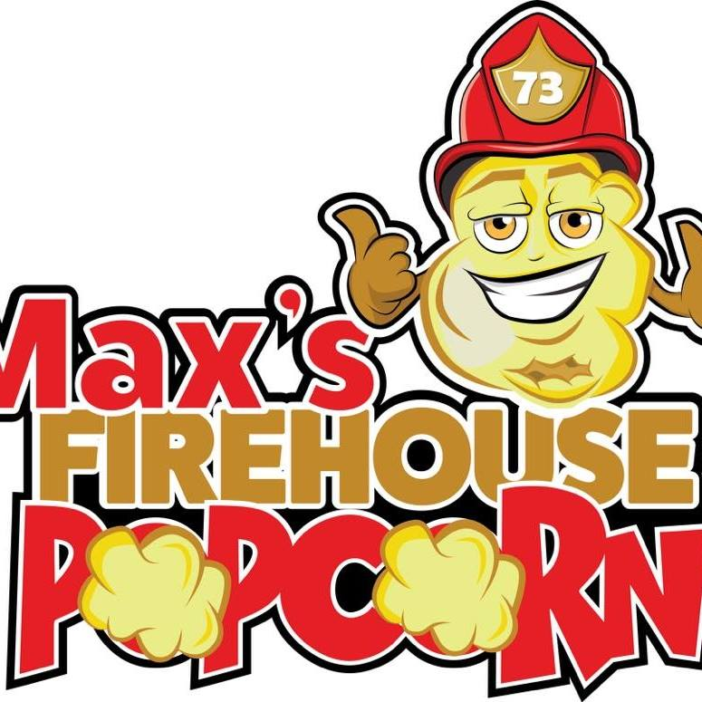 Max's Firehouse Popcorn
