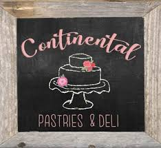 Continental Pastries and Deli (P)